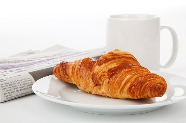 朝の準備 出勤前 朝食
