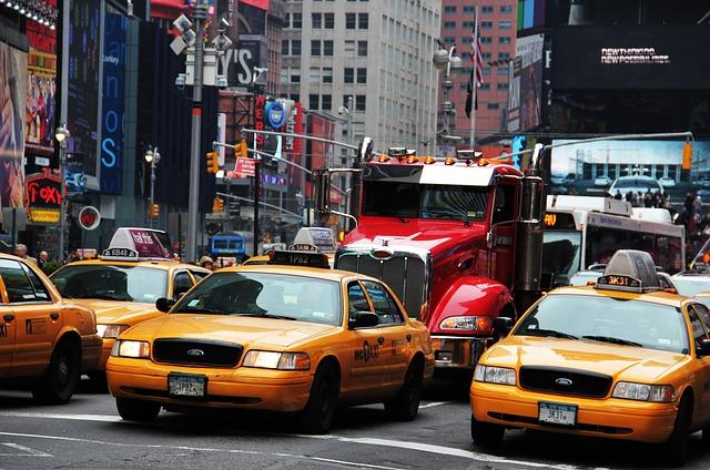 ニューヨークタクシー