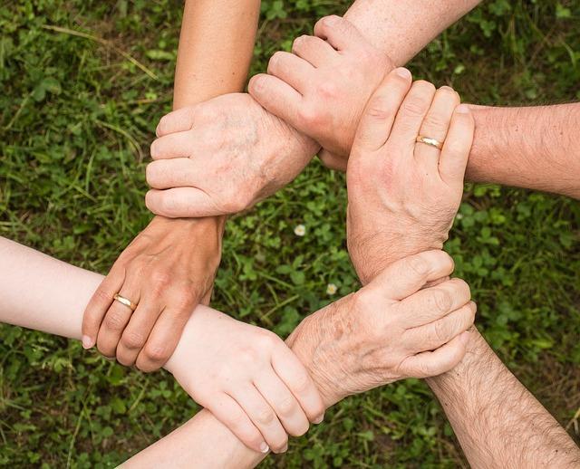 家族の理念 家族の団結