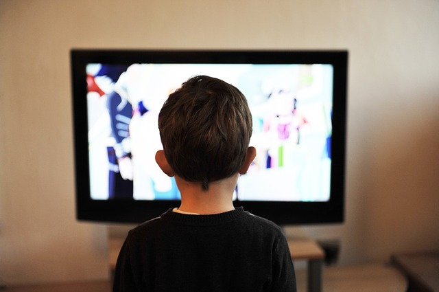 テレビのある生活
