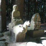 熊野古道のシンボル「牛馬童子」像の頭部が切断された衝撃