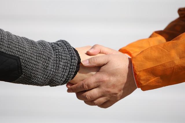 人は、会うべき時に会うべき人と出会えるようになっている