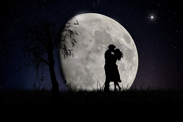 月が綺麗ですね I Love You