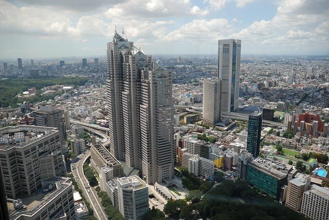 新宿区 高層ビル