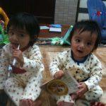 年子の育児|1歳10ヶ月の娘と、0歳10ヶ月の息子を育てる最新事情