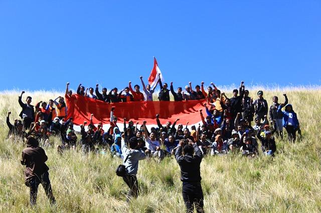 インドネシア 独立記念日