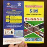 インドネシアの運転免許|制度の概要、取得方法、勉強法と合格体験記