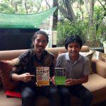 インドネシアで有名な日本人歌手 加藤ひろあきさんとランチ!