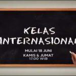コメディドラマ Kelas Internasional|インドネシア語学習者は必見!