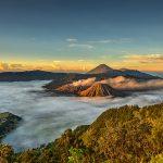 生物圏保存地域(ユネスコエコパーク)に指定されたインドネシア東ジャワの美しい高原山岳地帯とは?