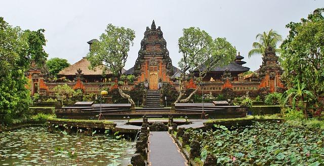 インドネシア バリ島 寺院