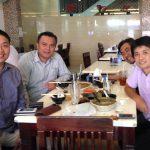 ブブル・アヤム|ジャカルタ中華粥の名店で、朝のおかゆを楽しむ!