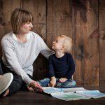 好奇心を育てる|子育てで、大きなアナログ地図をオススメする理由!