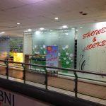 ジャカルタ・ガンビル駅のシャワーとロッカーサービス!これは便利!