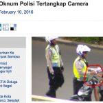 インドネシアの賄賂文化|交通違反もみ消しの一部始終、衝撃5分映像