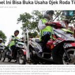 インドネシア社会起業家|障害者が運営するバイクタクシー会社の挑戦!
