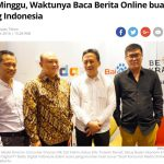 インドネシアの情報サイト調査|最もアクセスされるのは日曜日