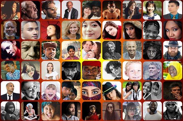 世界の人々 多様性