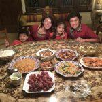 インドネシアの旧正月|東ジャワの中華系ファミリー、家族の食事会