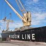 スマトラのブトン岬港|商業タンカーの港、実にゆったり、おだやか!