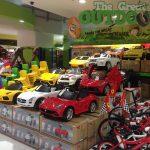 インドネシアの富裕層|ジャカルタの玩具店に5万円のおもちゃが!