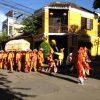 ベトナムのお葬式|世界遺産ホイアンの早朝、棺を運ぶ葬列の儀式の衝撃