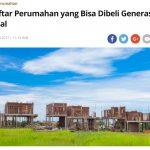 ジャカルタの不動産:一戸建て|現地の若者でも購入できる家はどこ?