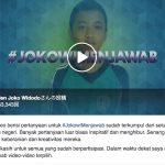 インドネシア大統領のソーシャルメディア活用|425映像の投稿を集めた「Youtubeで質問に答えます」キャンペーン