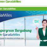 ガルーダとシティリンクがマイル統合 Supergreen Garudamilesが誕生