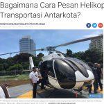 ジャカルタ観光|ヘリコプターによる移動サービスで渋滞知らず!