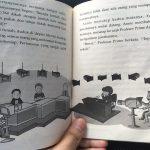 海外子育て|インドネシア生活3年、10歳の娘が現地の小説を読めるように!