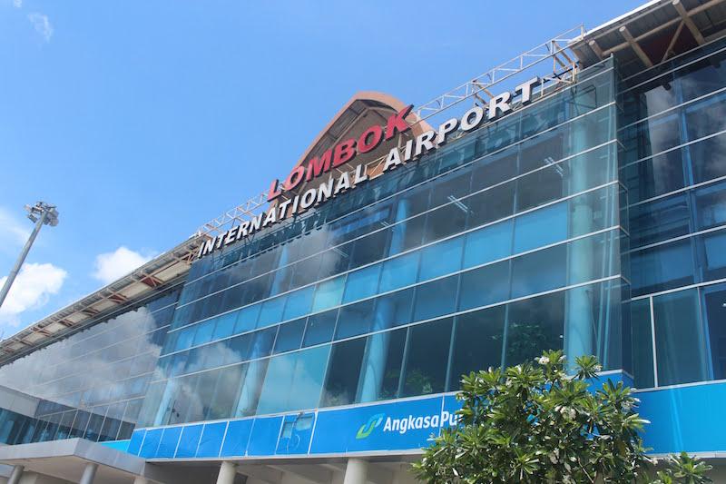 ロンボク島 ロンボク国際空港