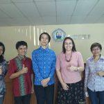 インドネシアの大学を訪問|日本へ行きたい!アニメの影響は大きい!