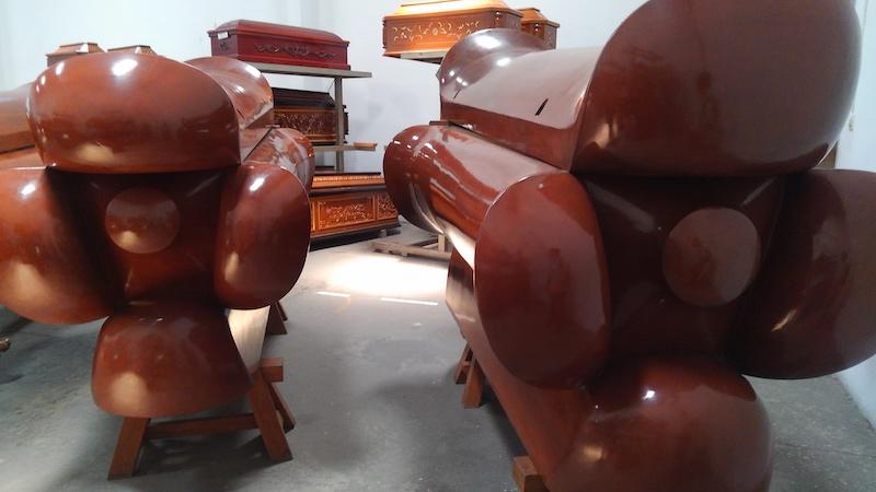 インドネシア 棺 Siupan 壽板