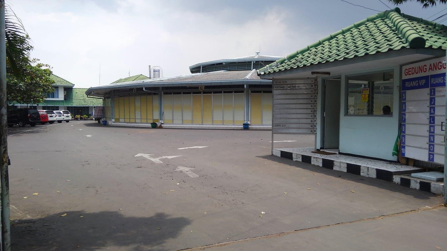 インドネシアの葬儀場 マラン