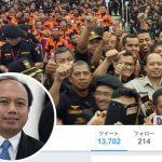 ストポ・ヌグロホ報道官が死去|インドネシア国家防災庁への尽力と努力