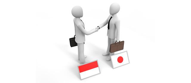 日本とインドネシア
