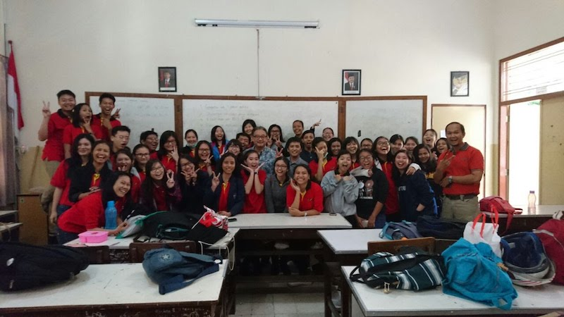 日本語教師ボランティアプログラム インドネシア スラバヤ