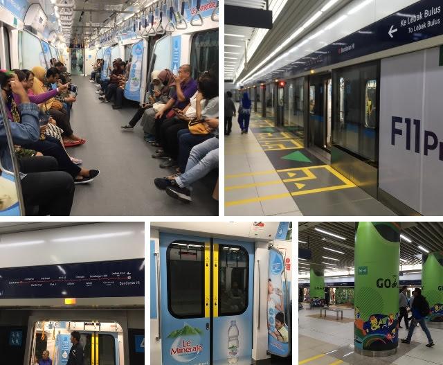 インドネシア地下鉄 ジャカルタ MRT
