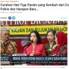 新型コロナ患者が治癒後に語る「二次被害」の恐怖とは(インドネシア)