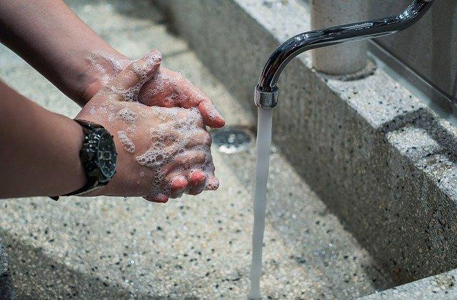 新型コロナ 手洗い